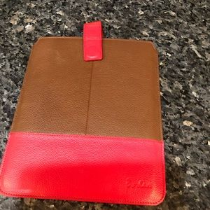 Boden leather iPad case